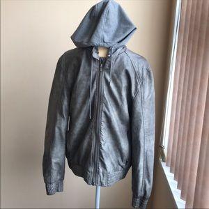 Zara Man bomber jacket Sz XL